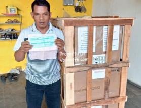 pembeli Bp. Warta - Malang - Jawa Timur