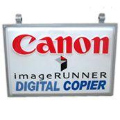 Neon Box Canon & Fuji Xerox Kualitas Bahan Terjamin