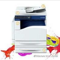 Jual Mesin Fotocopy DocuCentre SC2020 | 2 Rak + Meja daerah Bekasi